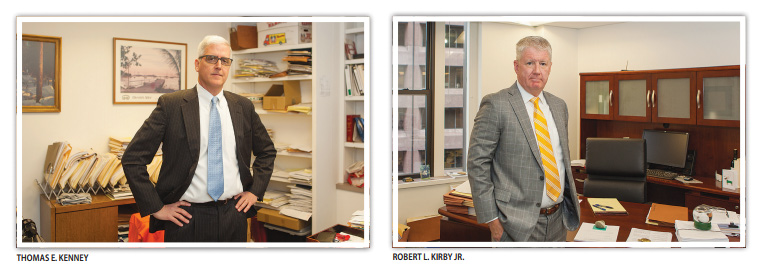 "Pierce & Mandell - Robert Kirby and Thomas Kenney as ""Lawyers of the Year"" for 2017"